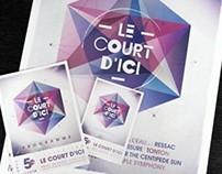 Le Court d'Ici - Le Damier