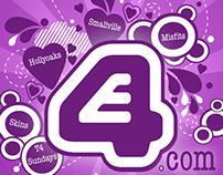 E4 Poster Design