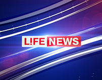 Lifenews channel branding