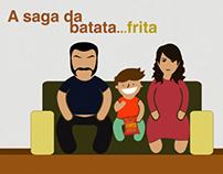 A saga da batata...frita - Infografics