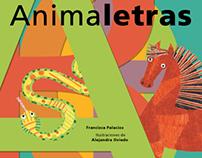 Animaletras, children's book