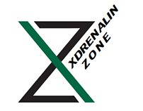 Xdrenalin Zone Paintball logo