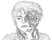 Thriller Book - Micheal Jackson