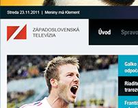 Západoslovenská televízia