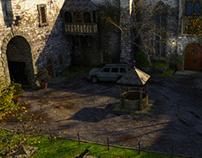 Yard (3D Environment)