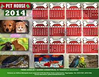 Calendario 14x19
