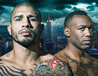 Cotto Vs. Trout Campaign