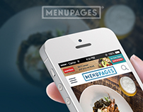 Menupages - Mobile Website