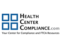 HealthCenterCompliance.com - Logo