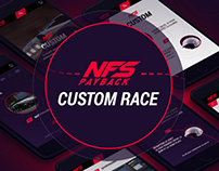 Need For Speed Payback #NFSCUSTOM
