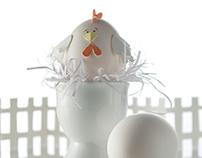 Egg Portraits