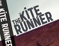 The Kite Runner - Book Cover Redesign