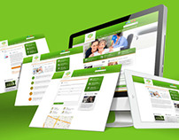 Centro Oncológico - Web Site