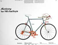 Your 1980s Road Bicycle
