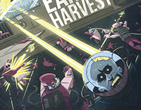 Early Harvest Zombie Aliens cover