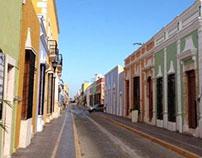 Placa Vehícular del Estado de Campeche