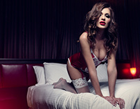 Honey Birdette by Andrew Maccoll