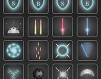 Revolution Ace Weapon Icons