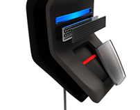 Biometric Fingerprint Scanner Redesign