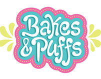 Bakes and Puffs Logo Design