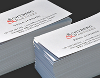 Corporate Identity - Schyberg & Partners