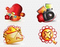 Chinese Theme Icon