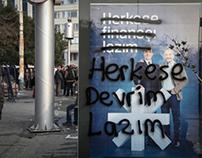 Istanbul Kent Mitingi, 22 Aralık