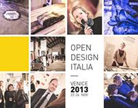 Open Design Italia 2013 - Venice