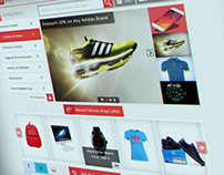 UNUR Shop Website