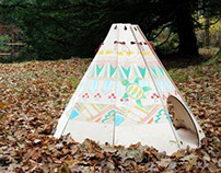 TIPI, Native American Playden.