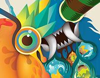 My Favorite Monsters & Birds Series