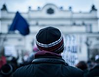 anti-government protest in Bulgaria [NOPORTRAITS 1]