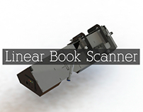 Linear Book Scanner