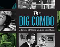 The Big Combo Film Booklet