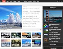 Hermes - Responsive WordPress Theme