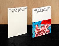 TUNICA MAGAZINE SECOND ISSUE