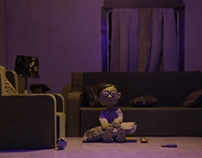 One Night ( Clay Animation)