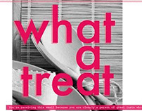Taster Magazine - Electronic Direct Mail