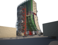 Vertical Water Farm
