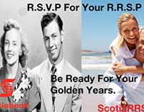 Scotiabank RRSP Campaign