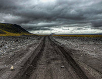 Iceland :: Road to Þorsmörk