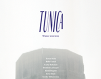 TUNICA FIRST ISSUE