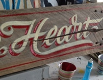 Sign Painting Collection #3