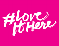 #LoveItHere