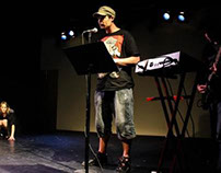 Spoken Word - Music by Raymond Daniel Medina