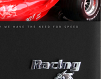 Book cover Need for Speed