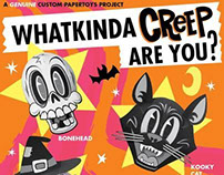 Kooky Creeps Ad