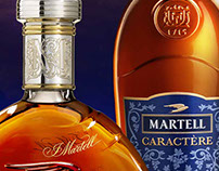 Martell Cognac-Be curious campaign