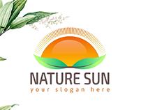 Sunny Nature Logo