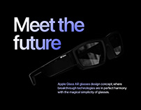Driving with Apple Glass